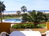 Panoramic views to Swiming pool, Beach and Ocean views